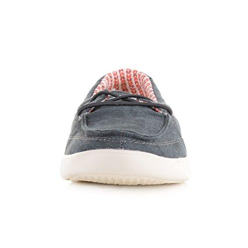 Dude Shoes Ferrara Slip On Navy blue