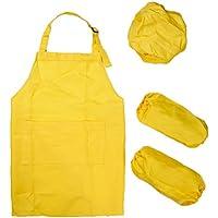 TININNA dobles bolsillos cocina niño pintura guardería dibujo Faire cocer un pastel (Cuisiner niños 7