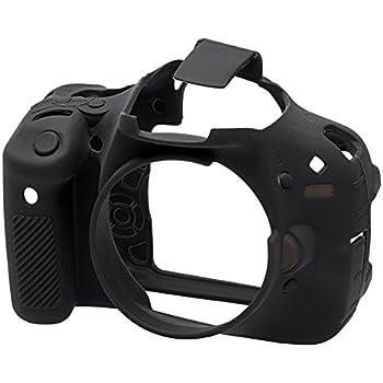 EasyCover Canon 600D/T3i Camera Case (Black)