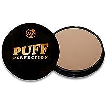 W7 Puff perfección translúcido - imprimación polvo compacto crema, Paquete 1er (1 x 41 g)