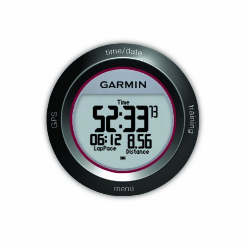"Garmin Forerunner 410, Monitor de ritmo cardíaco, 124 x 95 Pixeles, 2.69 x 2.69 cm (1.06 x 1.06 ""), 48 x 16 x 71 mm, 60 g, Windows XP Mac OS X, Negro, Plata"