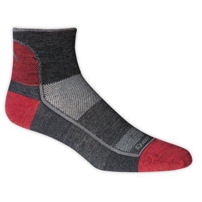 Darn Tough 1715 Ultra Light Merino Wool Anklet Socks - 9.5-11.5