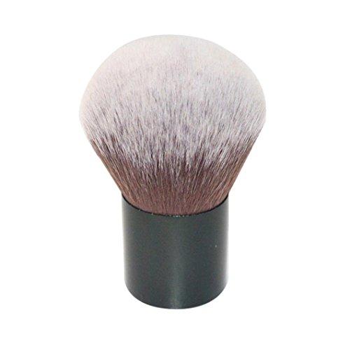♥Xjp 1PC Pinceau à pinceau à brosse à maquillage♥ (Blanc)