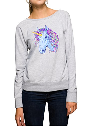 Fantasy-Unicorn-Sweater-Girls-Grey-Certified-Freak
