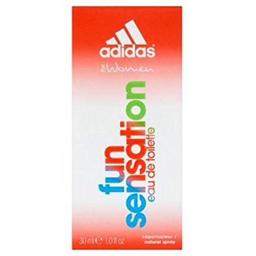 Adidas 33772 Fun Sensation Acqua Di Colonia - 1 Prodotto