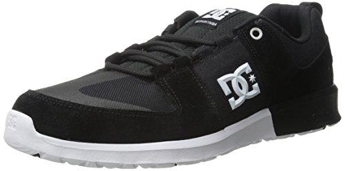 DC - - Herren Lynx Lite Low Top Freizeitschuh Black/Black/White