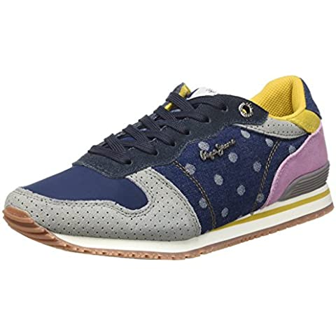 Pepe Jeans Gable Dots - Zapatillas de deporte Mujer