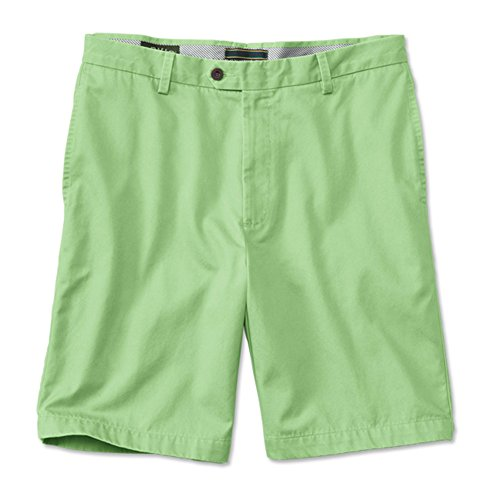 orvis-signature-twill-cotton-shorts-light-green-34