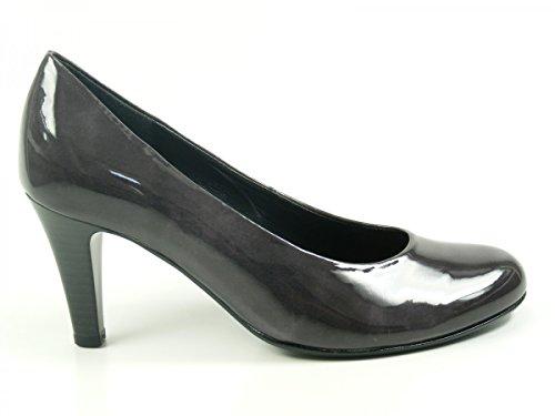 Gabor 35-210-76, Sandalo con Tacco da Donna (Grigio)
