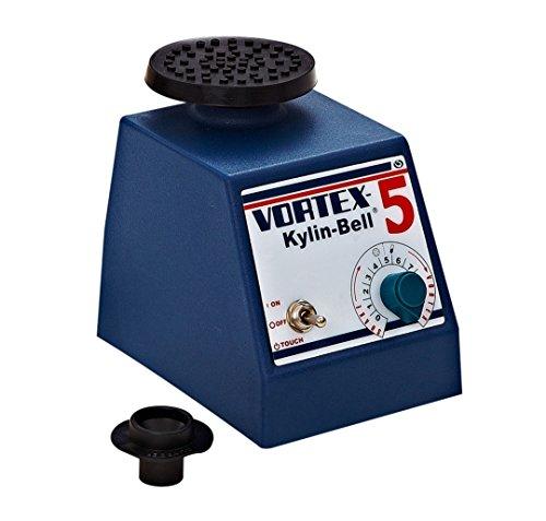 Vortex-5 Lab Vortex Shaker High Speed Vortexer Mixer Schüttelbewegung Oszillator Speed 2800 U/min 220V