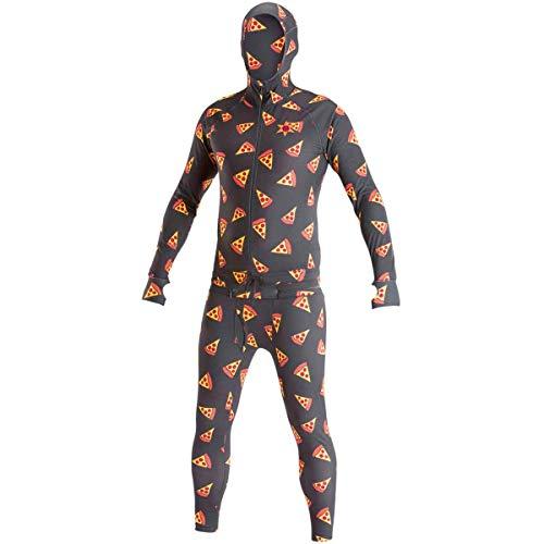 AIRBLASTER Classic Ninja Anzug für Herren, Pizza, Größe XXL (Schneemobil-anzüge)
