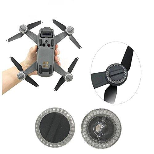 yuyoug 1x DJI Spark Ersatzteil Lampe Licht Cover Komponente für DJI Spark RC Drone