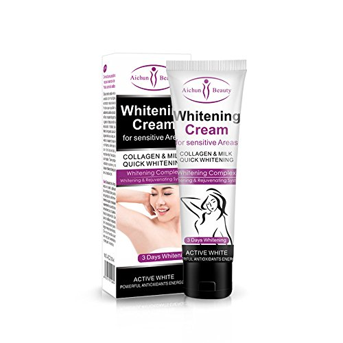 Momola Whitening Creme Befreien Sie sich von dunklen Achselhöhle / Inner Oberschenkel / Ellenbogen / Knie schnell Whitening Creme