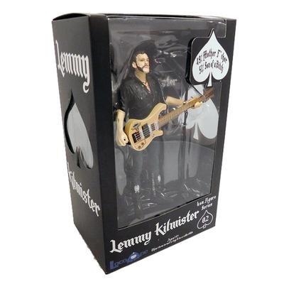 Preisvergleich Produktbild Motörhead Actionfigur Lemmy Kilmister Rickenbacker Guitar Eagle 16 cm