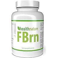 Preisvergleich für healthnature FBrn | Effektive Vegane L-Carnitin Kapseln ohne Füllstoffe