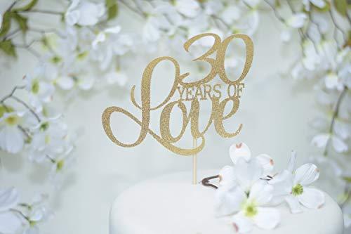 Andrea1Oliver 30. Hochzeitstag Kuchen Topper 15. Jahrestag Gel¨¹BDE Erneuerung 25. Hochzeitstag Kuchen Topper 25. Jahrestag -