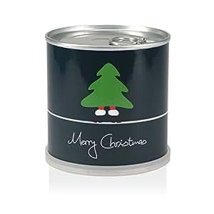 Weihnachtsbaum in der Dose – Merry Christmas Grün