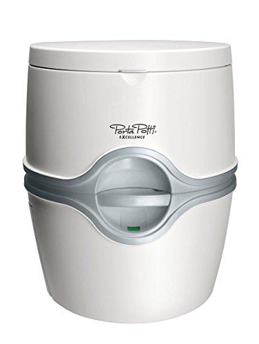 Preisvergleich Produktbild Thetford Porta Potti Excellence Manuelle Flush Tragbare Toilette Wohnmobil Caravan Camping 92301