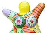 Photo de Hommage an Niki de Saint Phalle - Sculpture épaisse Femme Nana Molly XXL par niki-arts