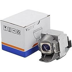 Wedn 1070 ampoule lampe 5J.J7L05.001 5J.J9H05.001 5J.JAH05.001 pour BenQ W1070 W1080ST Ht1075 Ht1085st ampoule lampe de remplacement pour vidéoprojecteur, avec boîtier