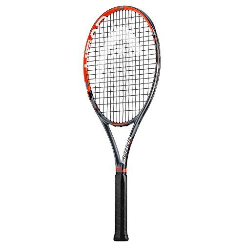 Head Tennisschläger MX Spark Pro schwarz Anthracite/Red 4 Grip