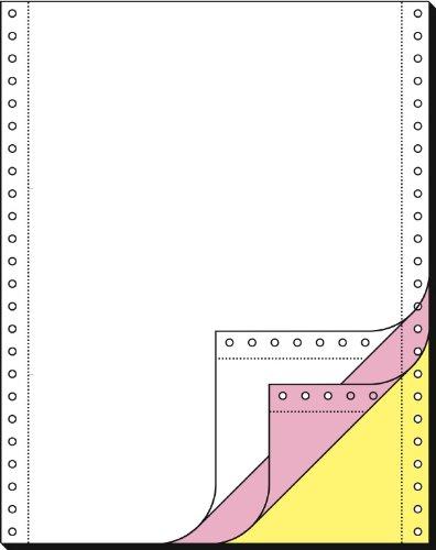 Sigel 32249 Endlospapier 12 Zoll x 240 mm (A4 hoch), 70/53/57 g, 600 Sätze 3fach