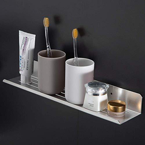 Zunto mensola da bagno doccia autoadesiva mensole doccia organizzatore da parete, sus 304 acciaio inox