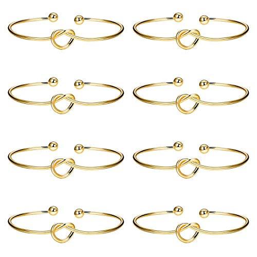 utjungfer Armbänder Stretch Armband Liebe Knoten Armbänder Simple Pledge Armband ()