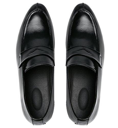 Mocasines Hombre Piel Zapatos Hombre Mocasines Calzado