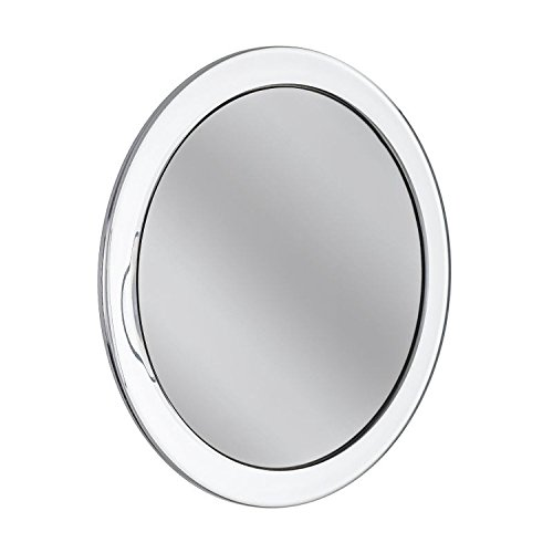 Sanixa TA44405 Hochwertiger Kosmetik-Spiegel 8-Fach Vergrößerung mit Saugnäpfen Schminkspiegel Vergrößerungsspiegel Make-Up Spiegel Bad Rasierspiegel -