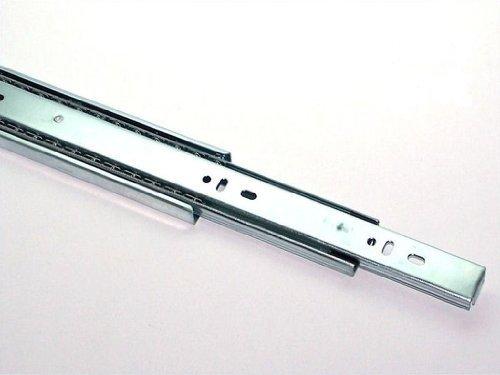 Preisvergleich Produktbild 1 Stück SO-TECH® Vollauszug Schubladenschiene / Führung H 45 / L 600 mm