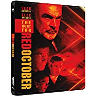 Hunt For Red October 30th Anniversary Steelbook