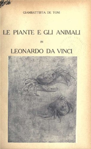 Le piante e gli animali in Leonardo da Vinci (Italian Edition ...