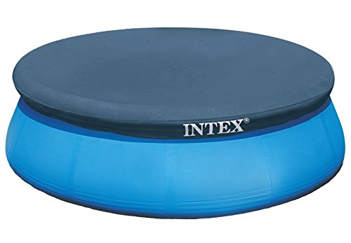 Intex Abdeckplane für Easy-Set pool 3,66 m, blau, 366x366x0,1 cm, 28022 -