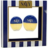 Navy By Dana For Women. Gift Set ( Cologne Spray 1.0 Oz + Cologne Spray 0.6 Oz).