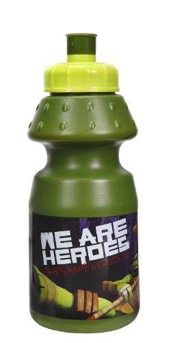 Sportflasche Turtles, 425 ml ()