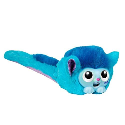 Binghotfire Magic Wrist Monkey Plush Induction Interactive Toys Peluches Juguetes para niños, Azul