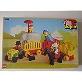 LEGO Duplo 2652 cirque ambulant