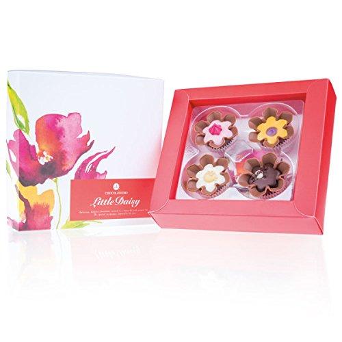 Chocolate Flowers 4 - Blumen-Pralinen, Frühling Schokolade, Blume Schokolade, Schoko Blumen, Schokoladenblume (Und Schokolade Blumen)