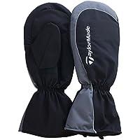 TaylorMade Cart Mittens Golf Glove, Black, One Size