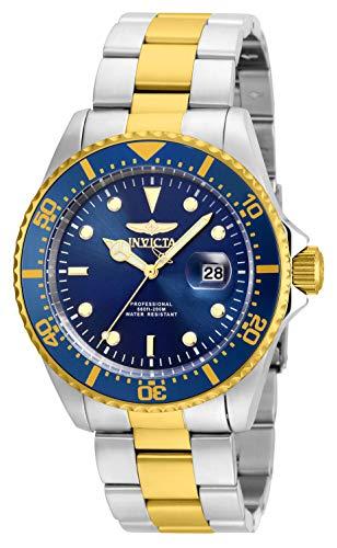 Invicta 22058 Pro Diver Orologio da Uomo acciaio inossidabile Quarzo quadrante blu