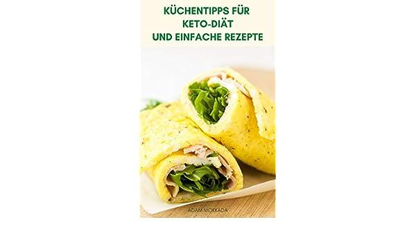 Ketogene Diät-Tortillas