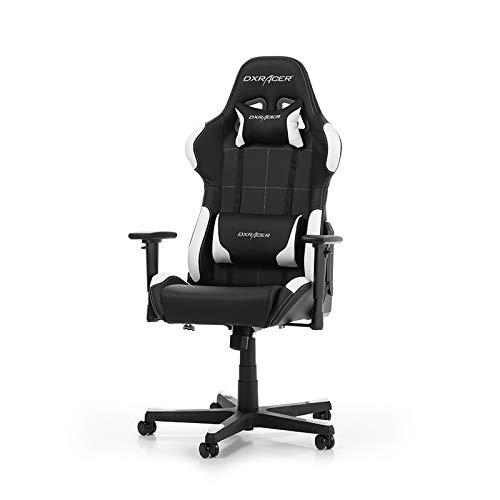 DXRacer Formula F99de NW Gaming silla-Negro/Blanco