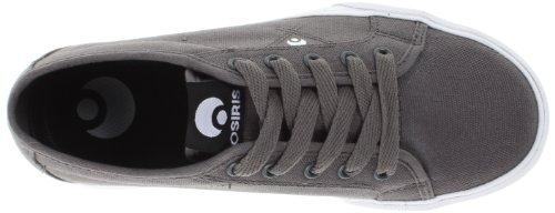 Osiris MITH 21018021 Herren Sneaker Grau (Steel/Steel/White)
