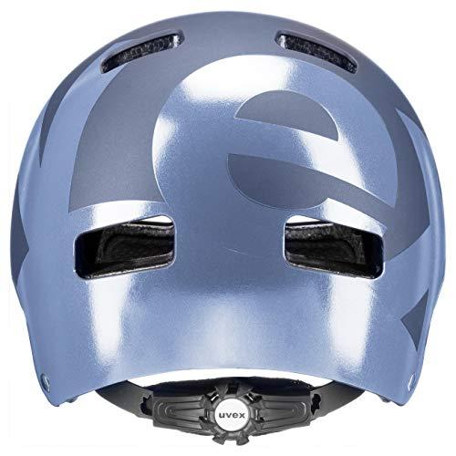 Uvex Unisex- Erwachsene hlmt 5 Bike pro Fahrradhelm, blau, 58-61 cm