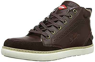 lee cooper workwear lcshoe071 chaussures de s curit homme marron brown 43 eu. Black Bedroom Furniture Sets. Home Design Ideas