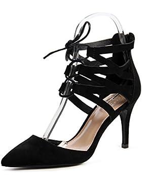 topschuhe24 679 Damen Pumps High Heels