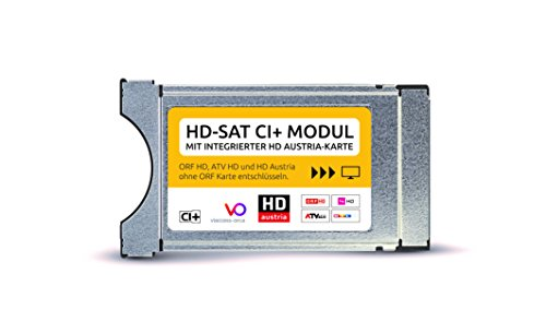 Hd Modul Ohne Karte.Hd Sat Module With Built In Satellite Card Orf Hd Atv Hd And Servus Tv Hd