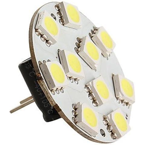 LQK- g4 5050 SMD 21 led rgb 0.6W 126lm lampadina