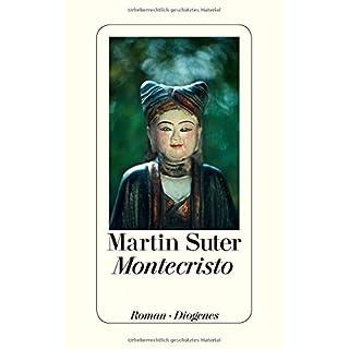 Montecristo by Martin Suter (2015-02-25)